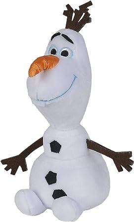 Disney Simba 6315874750 Frozen Olaf el muñeco de Nieve de Peluche ...