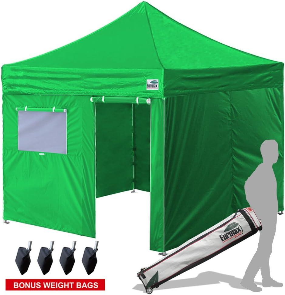 Canopy Green Amp Shelterlogic 12 X 12 Green Pop Up Canopy
