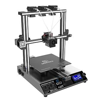 Geeetech A20T Tricolor Impresora 3D, con la última GT2560 4.0 Open ...