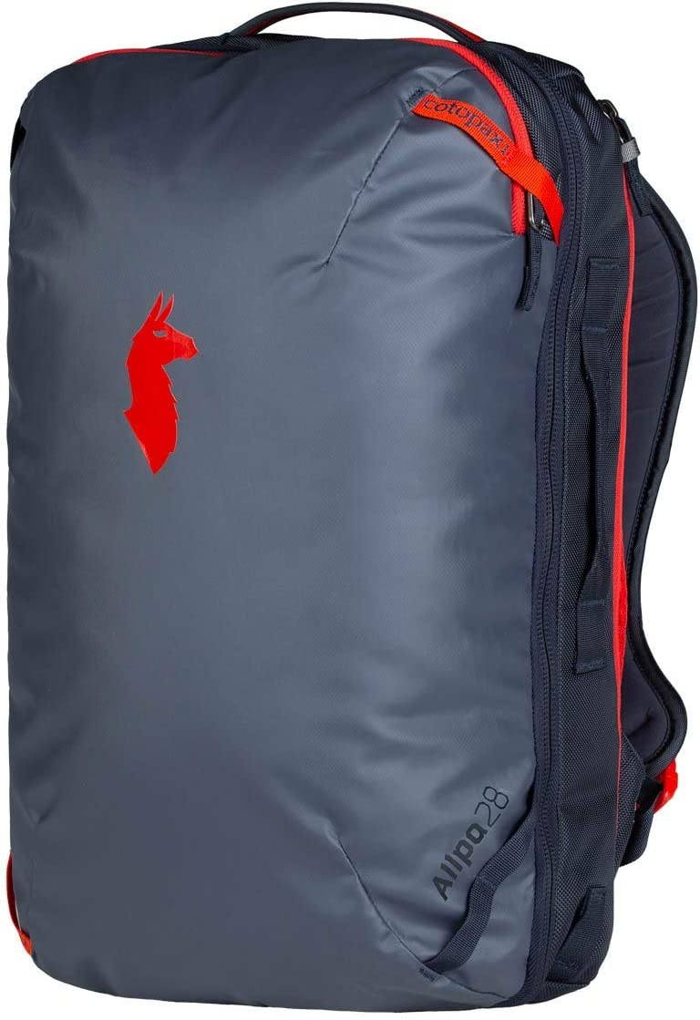 The Cotopaxi Allpa 28L travel product recommended by Jess Smith on Lifney.