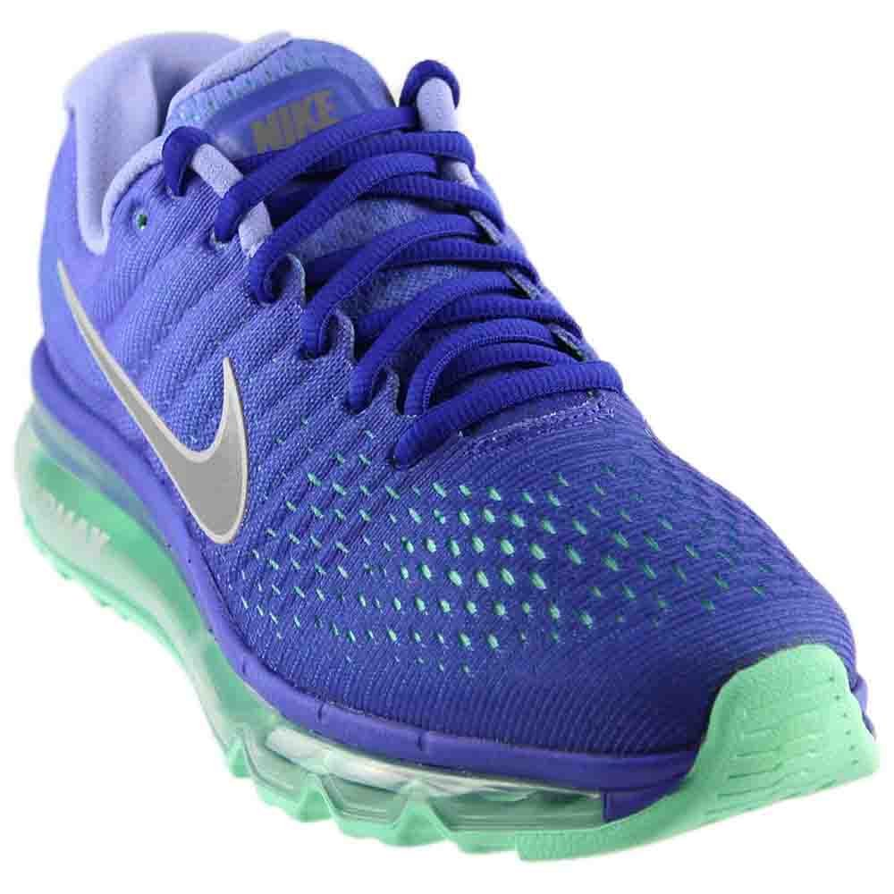 NIKE Air Max 2017 Women's Running Sneaker B01M24AVN9 6 B(M) US|Concord/White/Persian Violet