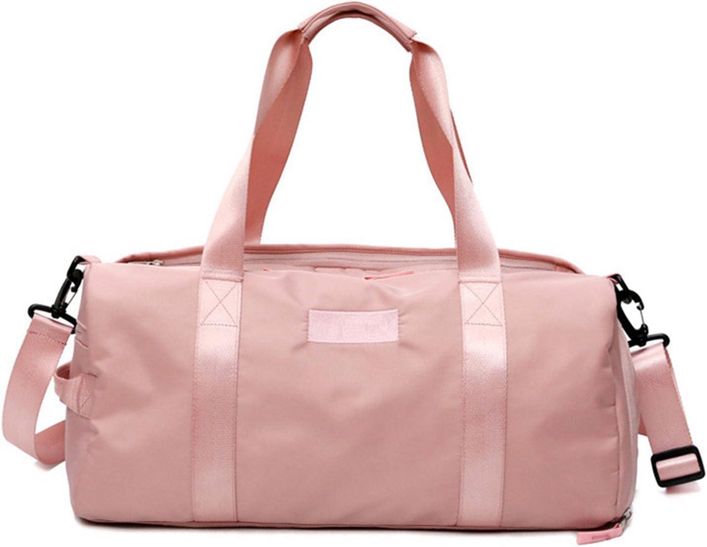 Women Yoga Gym Bag Waterproof Nylon Shoulder Crossbody Sport Travel Fitness Hot