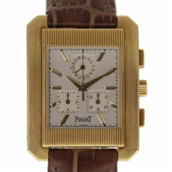 Piaget Protocol swiss-quartz mens Watch 14600 (Certified Pre-owned)