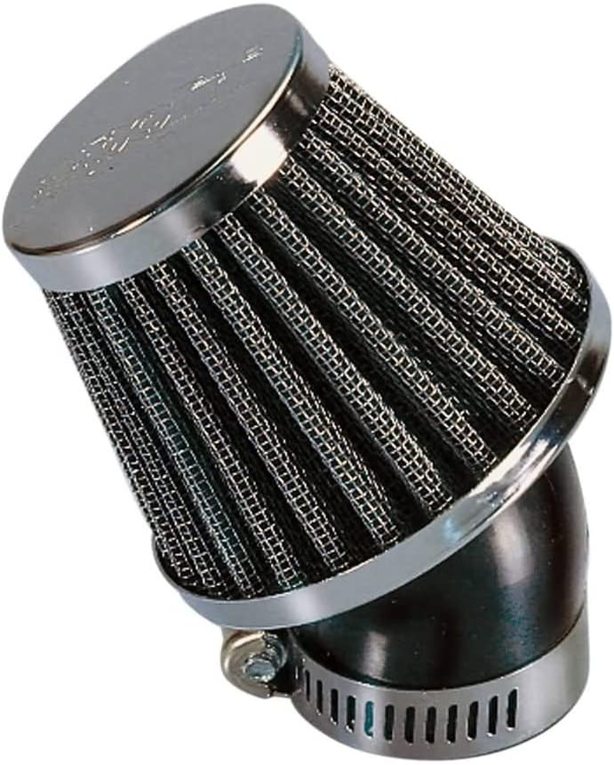 Luftfilter Polini Metal Air Filter 35mm 30/° Chrom