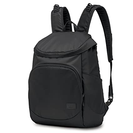 5ce067648 Pacsafe Citysafe CS350 Anti-Theft Backpack, Black: Amazon.co.uk: Luggage