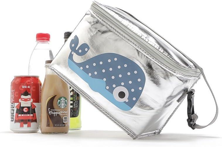 /Bolsa isot/érmica/ Yvon nelee Oficina Almuerzo Bolsa para el almuerzo t/érmica/ /Bolsa aislante para alimentos transporte aislado 6/litros peque/ño abeja