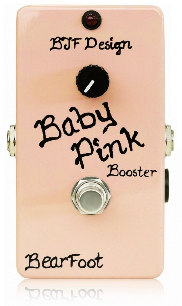 Bearfoot ベアフット ブースター Baby Pink Booster (国内正規品)   B00BG1GSP8