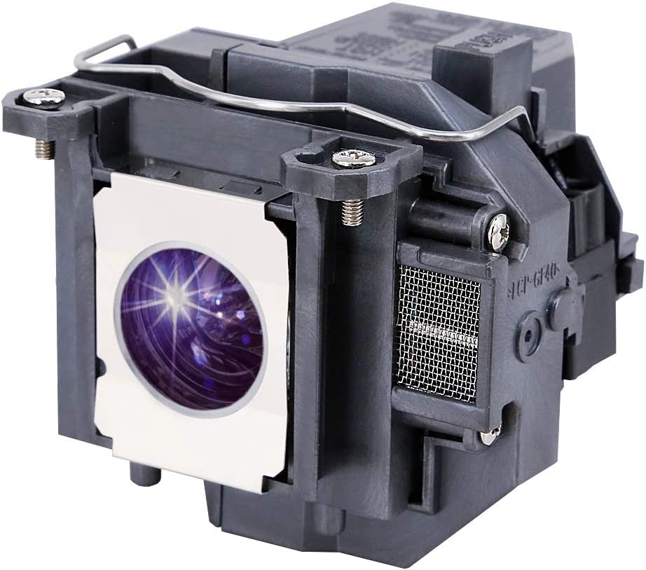 YOSUN V13h010l57 Projector Lamp for Epson Brightlink 450wi 455wi Powerlite 450w 450wi 460 Elplp57 Projector Replacement Lamp Bulb