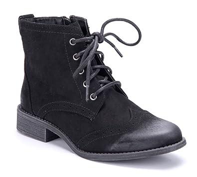 b4db3c5e545ccd Damen Schuhe Klassische Stiefel Stiefeletten Boots Schwarz Blockabsatz 3 cm  Schuhtempel24 Verkauf Bestseller YJWcAS