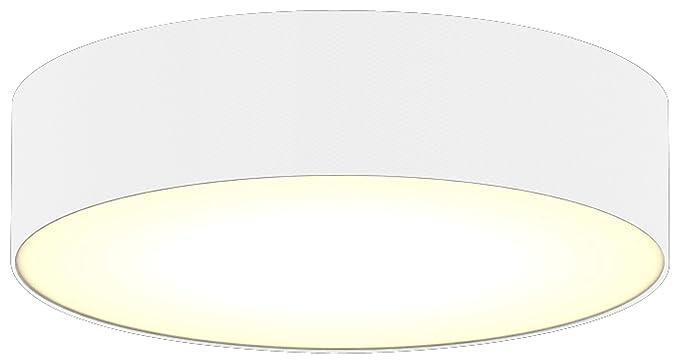 Plafoniera Quadrata 40x40 : Plafoniera ranex 6000.542 mia 40 cm bianco: amazon.it: illuminazione
