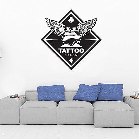 yaoxingfu Tatuaje Personalizado salón Logo Etiqueta de la ...