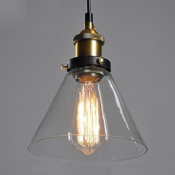 Cortina de cristal diseño de 40 W de luz de la lámpara de techo lámpara de techo E27 Edison bombillas 220 V casa decorativa de interior bombillas
