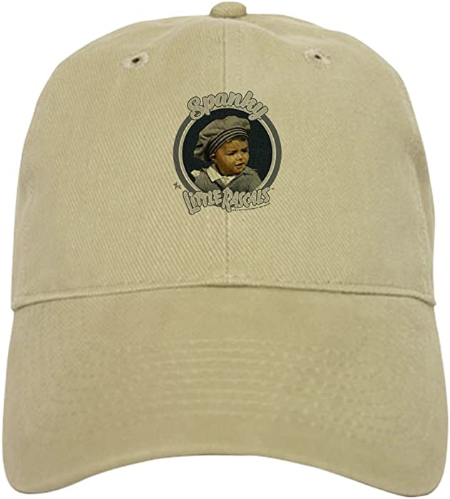 10c479f3544 CafePress Little Rascals  Spanky - Baseball Cap With Adjustable Closure