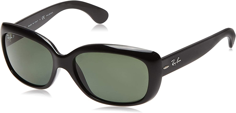 RAY-BAN 0rb4101 601/58 58 Gafas de Sol, Black, 57 para Mujer