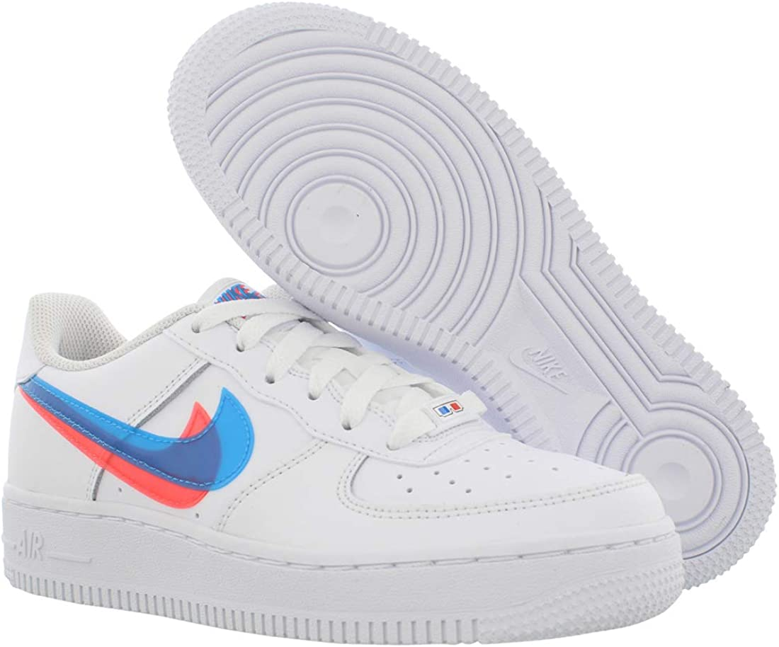 Nike Air Force 1 Lv8 Ksa (GS), Scarpe da Basket Bambino