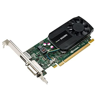 nVIDIA Quadro K620 - Tarjeta gráfica de 2 GB GDDR3