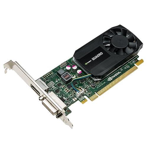 31 opinioni per PNY VCQK620-PB Nvidia Quadro K620 Scheda Grafica Professionale, 2 GB, GDDR3,