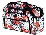 "Olympia USA 25"" Fashion Sports Duffel, Ink Blots"