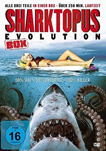 Sharktopus Evolution