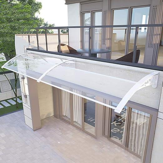 Lw Canopies Puerta Canopy, Patio Porche toldo de la Lluvia Refugio ...