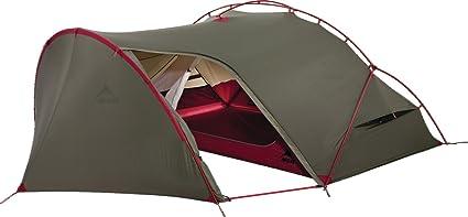 MSR Hubba Tour 2 Zelt für 2 Personen Green: