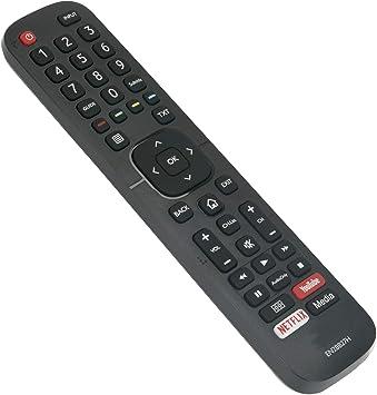 ALLIMITY EN2BB27H Mando a Distancia reemplazado por FHD UHD Smart TV H32A5600 H39A5600 H43A5600 H43A6100 H50A6100 H55A6100 H65A6100: Amazon.es: Electrónica
