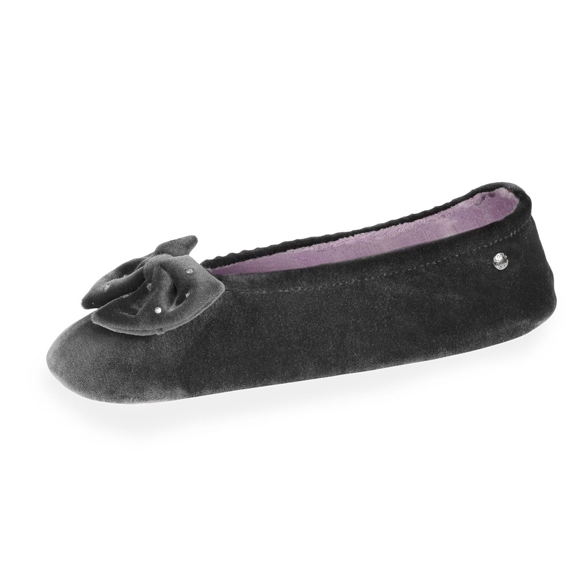 Isotoner Chaussons Ballerines Fille Grand nud