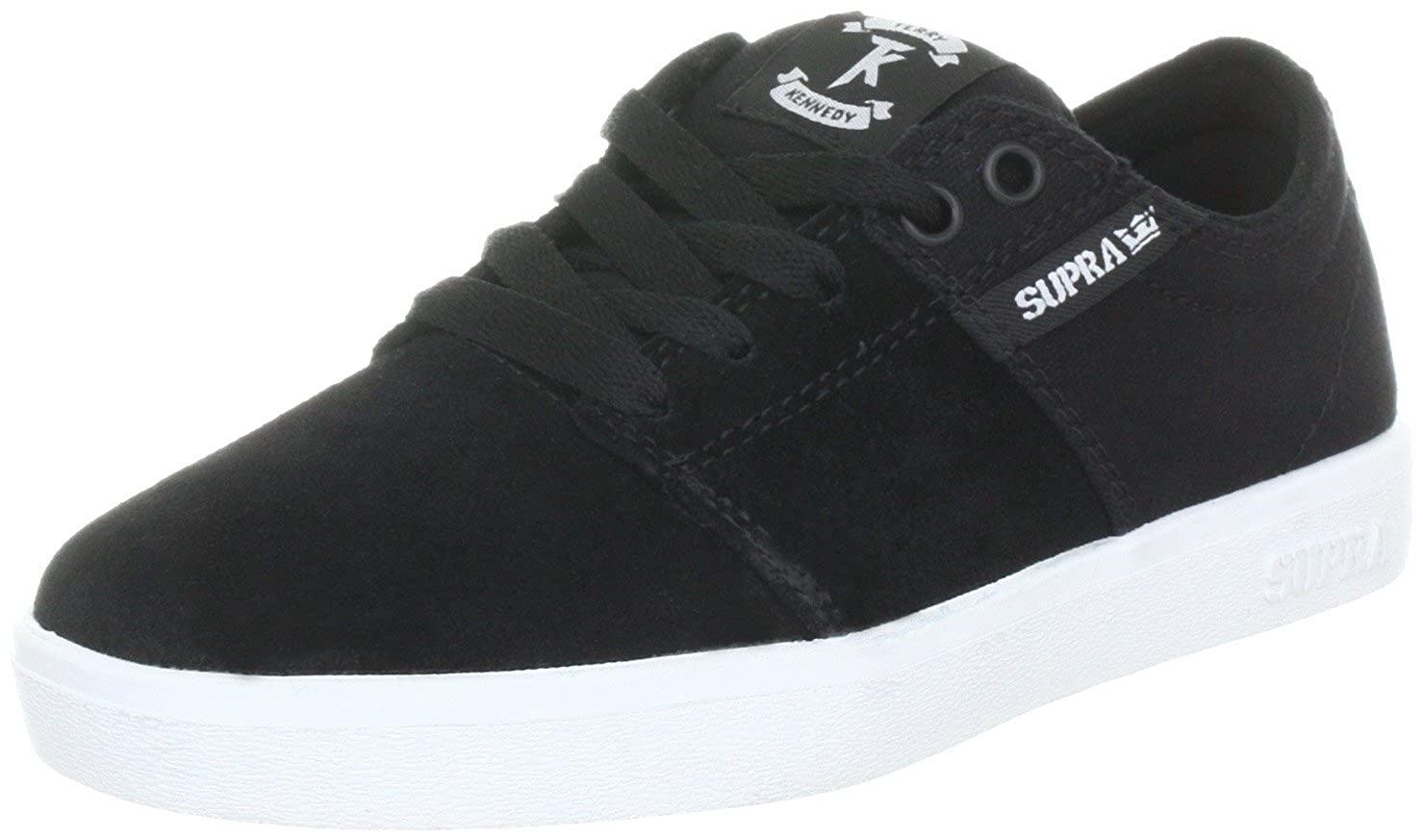 f36e1b18774a ... Amazon.com Supra TK Low Stacks Skate Shoe - Men s Fashion Sneakers   Falcon Black ...