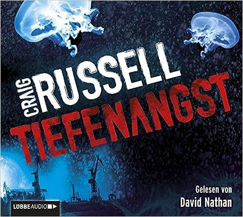 Craig Russell - Tiefenangst (Lesung)
