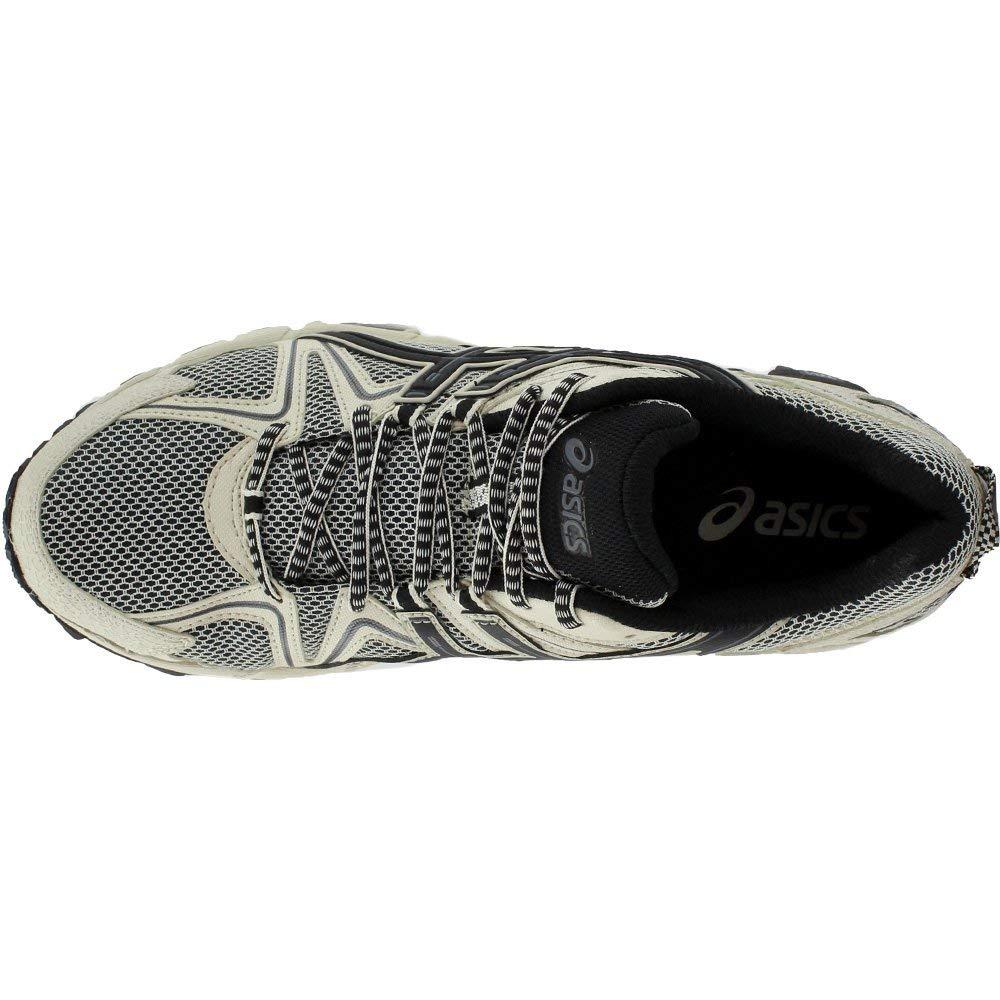 ASICS Men's Gel-Kahana¿ 8 Feather Grey/Black/Carbon 7 D US by ASICS (Image #6)