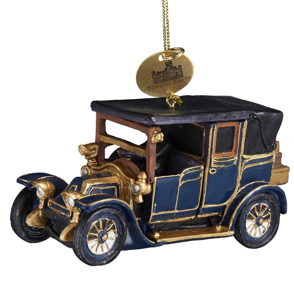 Amazon.com: Kurt Adler Downton Abbey Car Christmas Ornament: Home ...