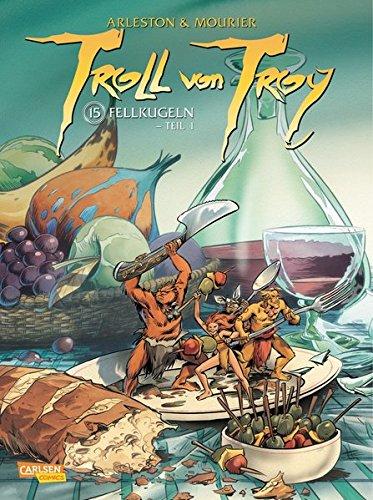 Fellkugeln (Troll von Troy, Band 15)