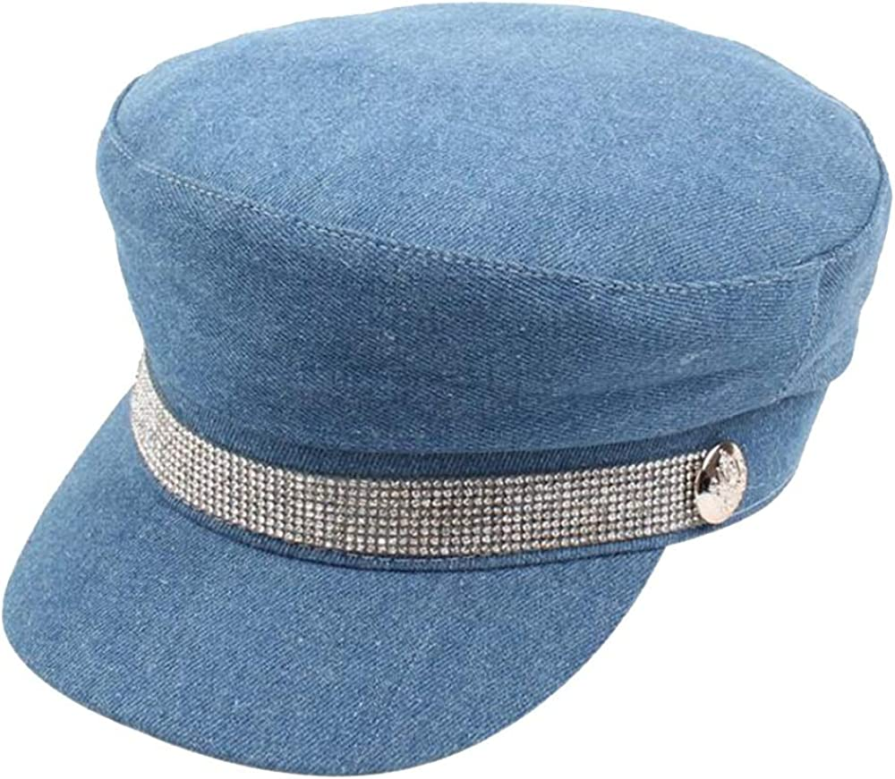 TWO-G Ms. Denim Beret...