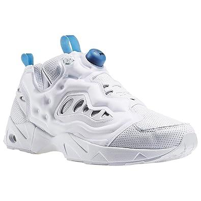 4c3daca5c7b53c Reebok Men s Instapump Fury Road PL White Black Ice Shoe