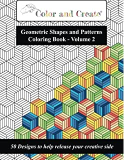 Amazon.com: The Craft of Coloring: 60 Geometric Patterns & Designs ...