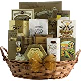 GreatArrivals Gift Baskets Festive New Year's Wishes: Gourmet New Year's Gift Basket, 2.72 Kg