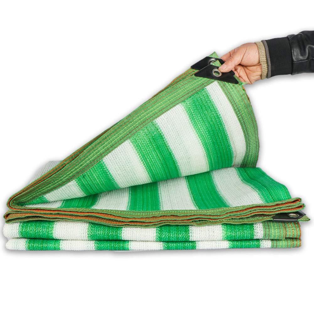 Vert 8x8m GDMING Filet De Camouflage Couleur Fraîche Sentir à l'aise Ombre Extérieure Trou en Métal Facile à Accrocher Polyester, 23 Tailles (Couleur   Vert, Taille   4x6m)