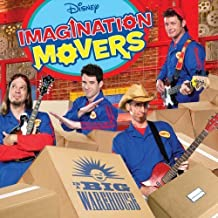 In A Big Warehouse by Imagination Movers (2010-09-21)