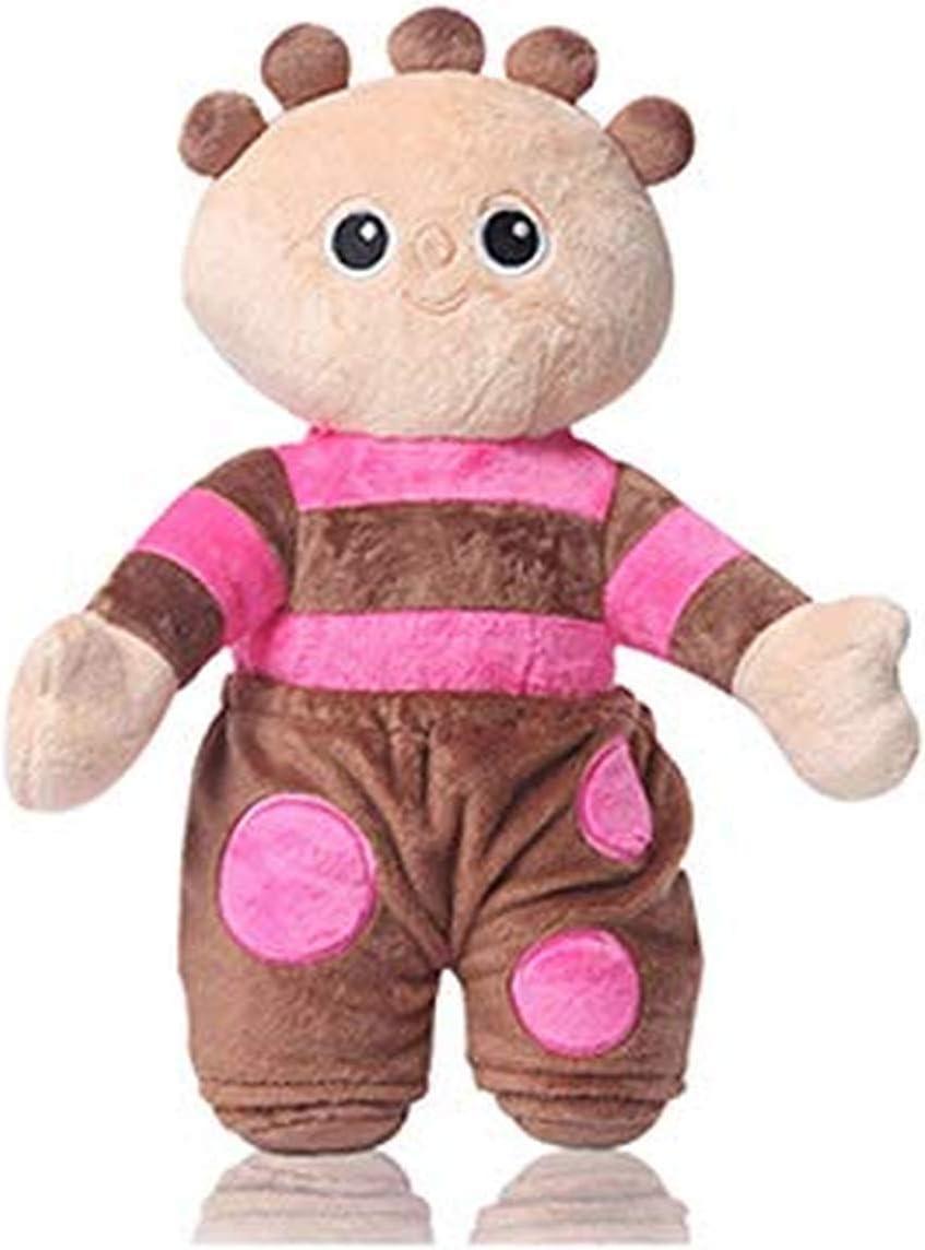 The Lovely Makka Pakka and Tombliboos Plush Toys in The Night Garden, Baby Sleep Toys, Birthday Gifts 30cm Type6