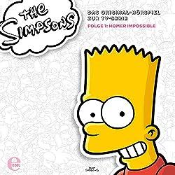 Homer Impossible: Das Original-Hörspiel zur TV-Serie 1 (Die Simpsons Staffel 23, Episode 1+2)