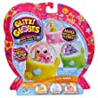 Glitzi Globes S3 - Zoo Babies Art and Craft Kit (3-Pack)