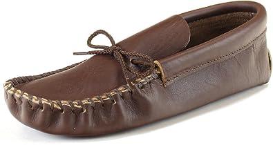 Men's Sinsinawa ''Brown'' Moccasin