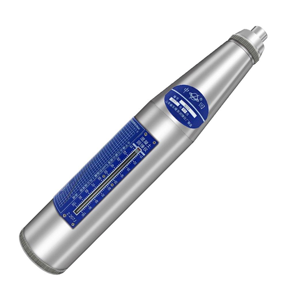 CGOLDENWALL Concrete Rebound Hammer Tester Concrete Rebound Test Schmidt Hammer Test Meter Tool (ZC3-A (Concrete Rebound tester)) by CGOLDENWALL