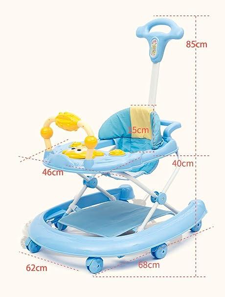 L-baby Caminante Plegable Antideslizante para niños pequeños ...