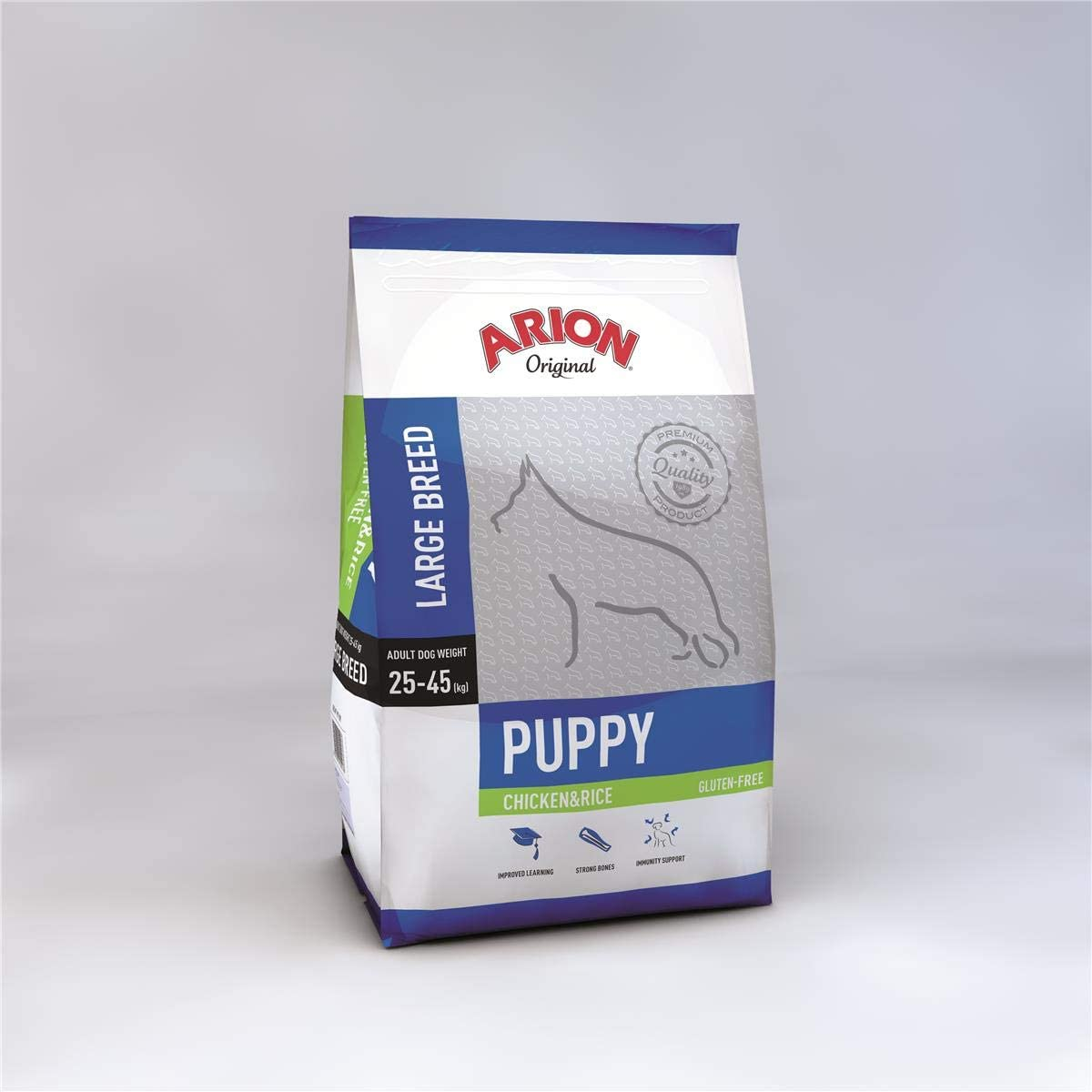 Arion Puppy Large Chicken & Rice Comida para Perros - 12000 gr