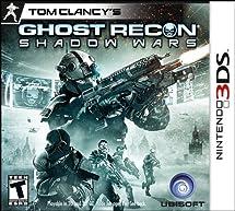 Amazon com: Tom Clancy's Ghost Recon Shadow Wars: Video Games