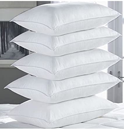 PumPum Hollow Fibre Filled 5 Piece Pillow Set - 17