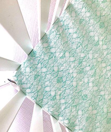 Sheet in (Guava Lotus Travel Crib Sheet)