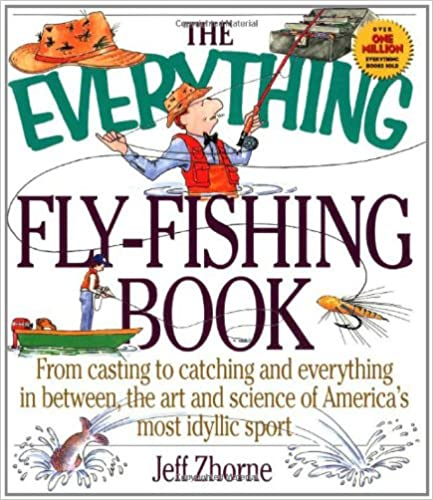 Book The Everything Fly-Fishing Book