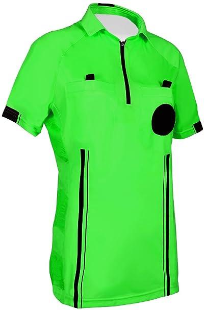 de110de7760 Amazon.com  NEW! Women s 2018 Soccer Referee Jersey  Sports   Outdoors